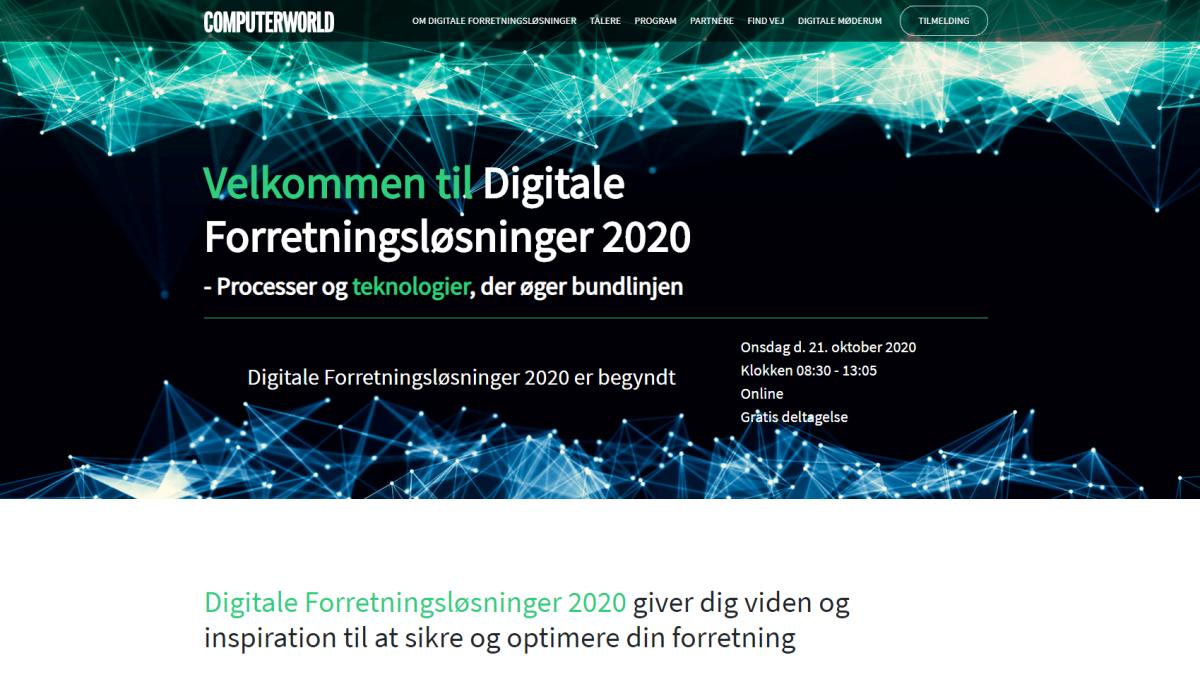 Hvad sker der inden for teknologier til digitalisering og forretningsudvikling