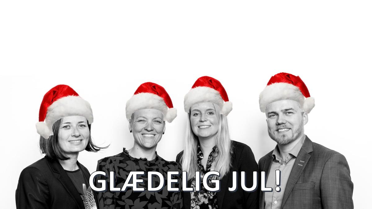Julehilsen: Tak for 2020