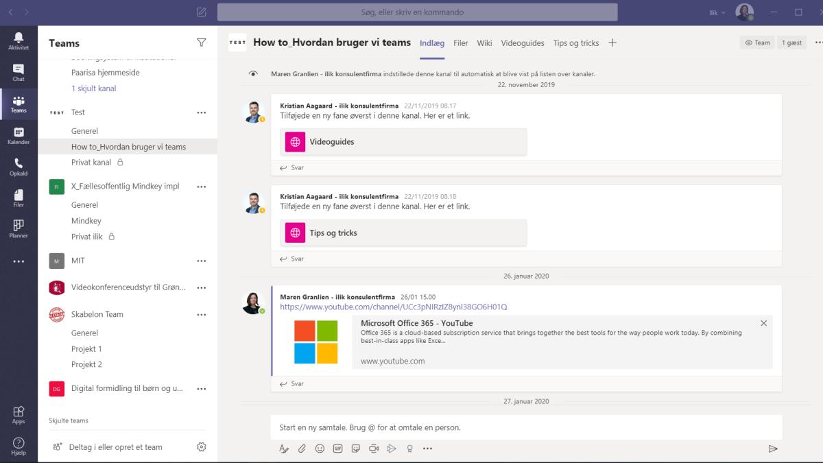 Derfor skal du bruge Microsoft Teams
